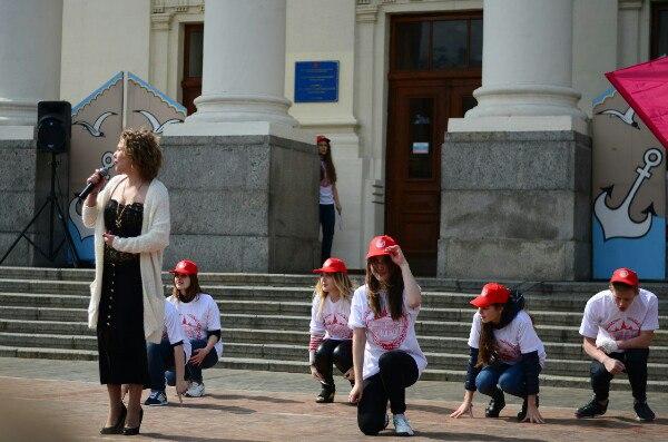 Студенты Филиала отпраздновали русскую весну