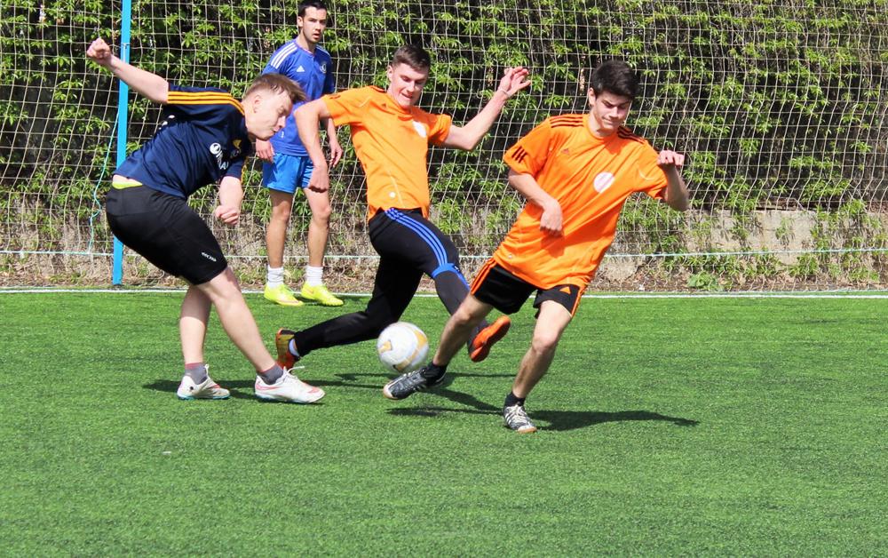 Футбол 5 Тур