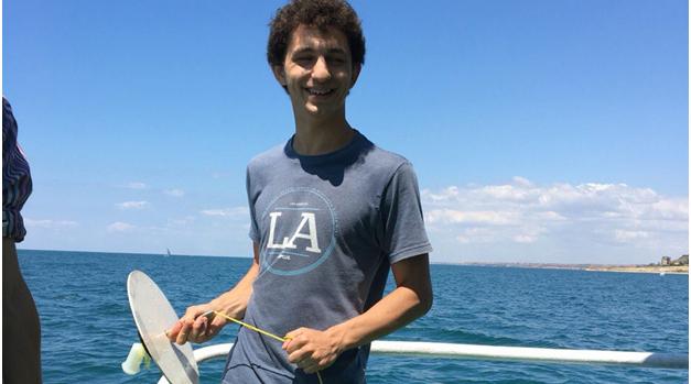 Выход в море