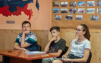 Летний университетский лицей обучал школьников Крыма в Южном кампусе МГУ